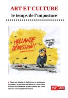 ART ET CULTURE - Le temps de l'imposture