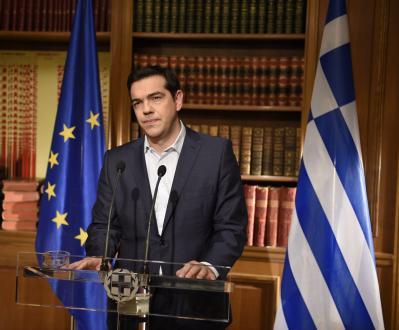 Le PCF appelle à la manifestation en soutien au peuple grec, demain à 18h30