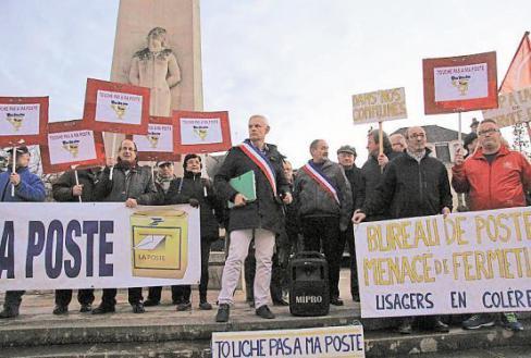 La Poste : Appel à la mobilisation nationale du 5 au 11 décembre