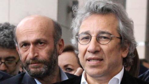 Turquie : Il faut libérer Can Dündar et Erdem Gül