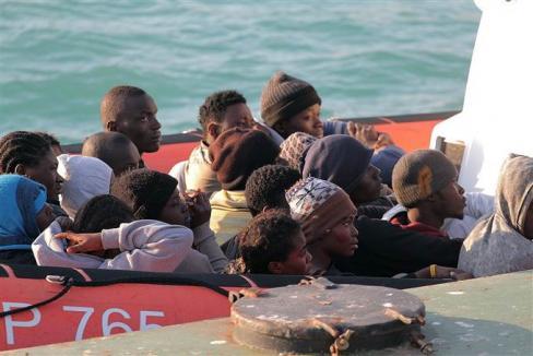 Catastrophe en méditerranée :
