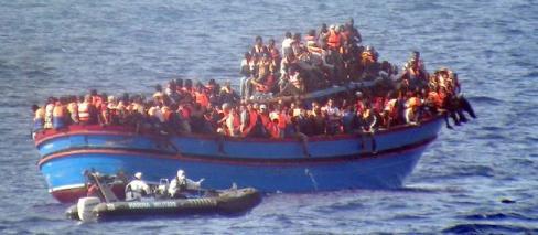 400 morts supplémentaires en Méditerranée (Marie-Christine Vergiat)