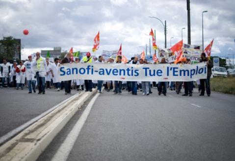 Bonus Sanofi : décision purement scandaleuse